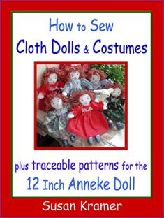 Description: Description: Description: How to Sew Cloth Dolls and Costumes by Susan Kramer