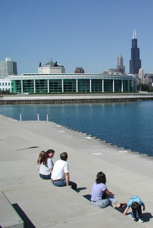 Field Museum, Chicago, Illinois; photo credit Stan Schaap