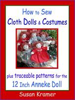 Description: Description: Description: Description: Description: Description: Description: Description: Description: Description: Description: Description: How to Sew Cloth Dolls and Costumes by Susan Kramer