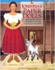 Josefina's Paper Dolls by American Girl Collection