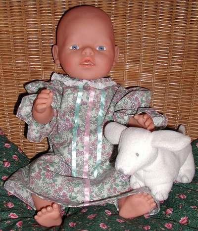 Zapf - New Baby Born