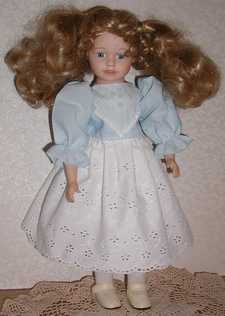 Theodore Recknagel doll
