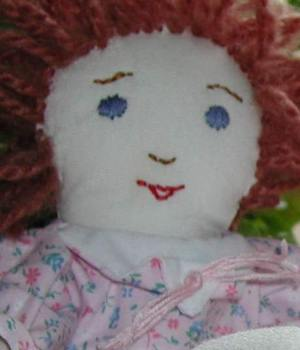 Doll Clothes Patterns by Susan Kramer