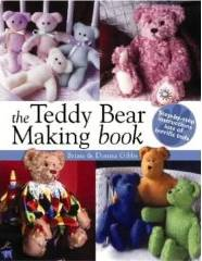 Description: Description: The Teddy Bear Making Book by Brian and Donna Gibbs