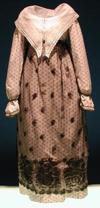 19th century dress in Groningen, The Netherlands; photo credit Stan Schaap