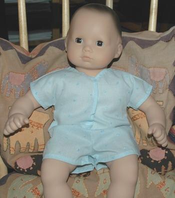 Bitty Baby bodysuit