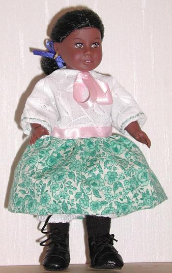 mini doll Addy by American Girl