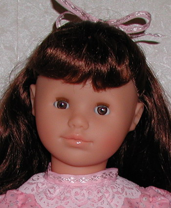 Description: Description: Description: Description: Description: Description: Description: Corrole doll face closeup