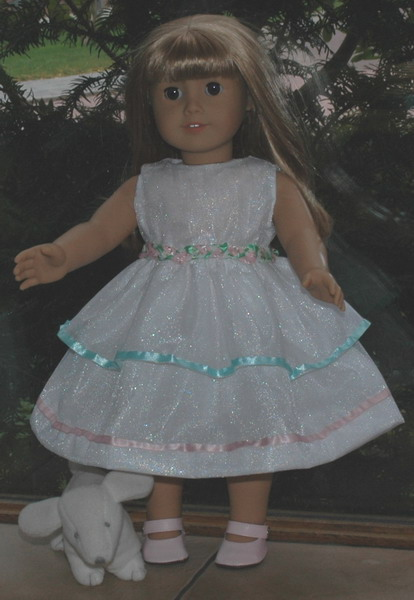 Description: American Girl doll