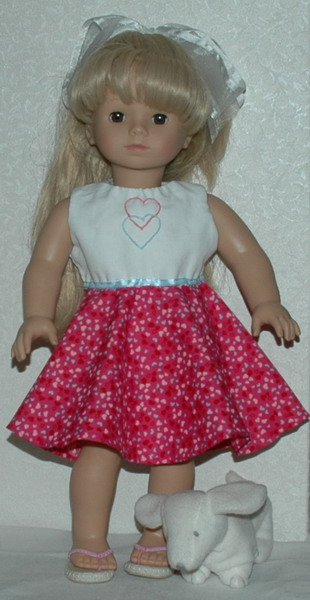 The link takes you to another Precious Day doll available at Amazon.com