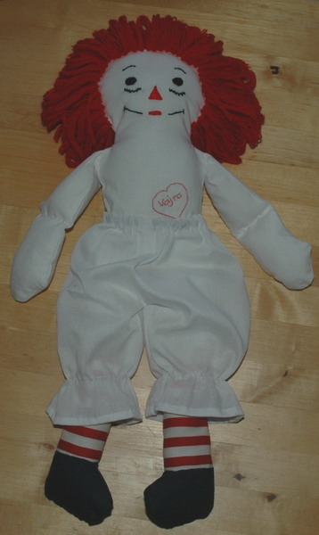 Description: Description: Description: Description: Description: Description: Description: Description: Raggedy Ann in bloomers