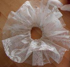 dolls tutu skirt of costume