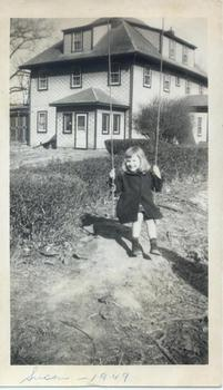 Description: Susan as a child