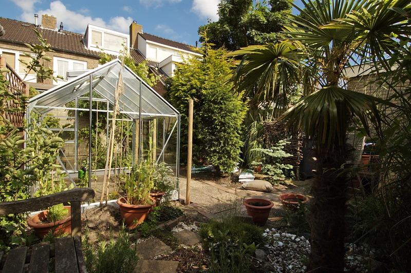 Description: Description: overview of finished greenhouse