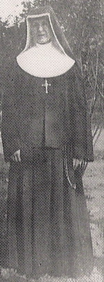 photo of Sr. Mary Rita