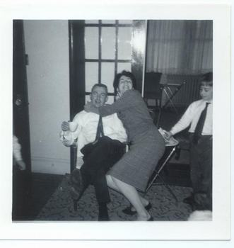 Description: Description: Description: Description: Paul John Kaspar and Mary Anne (Murnie) Kaspar 1964. Brian - Paul's eldest son.