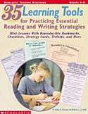 35 Learning Tools for Practicing Reading and Writing Strategies