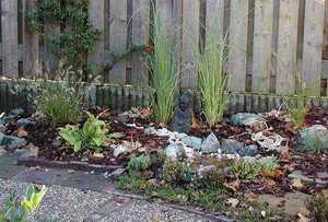 Description: Meditation garden; photo credit Susan Kramer