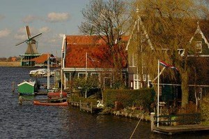 photo credit Stan Schaap; Zaanse Schans, The Netherlands