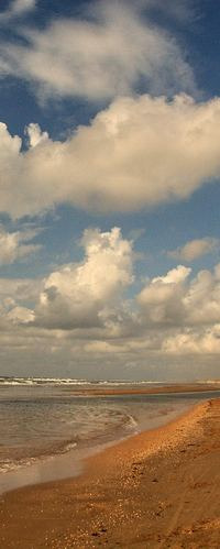 Photo of beach at North Sea by Susan Kramer