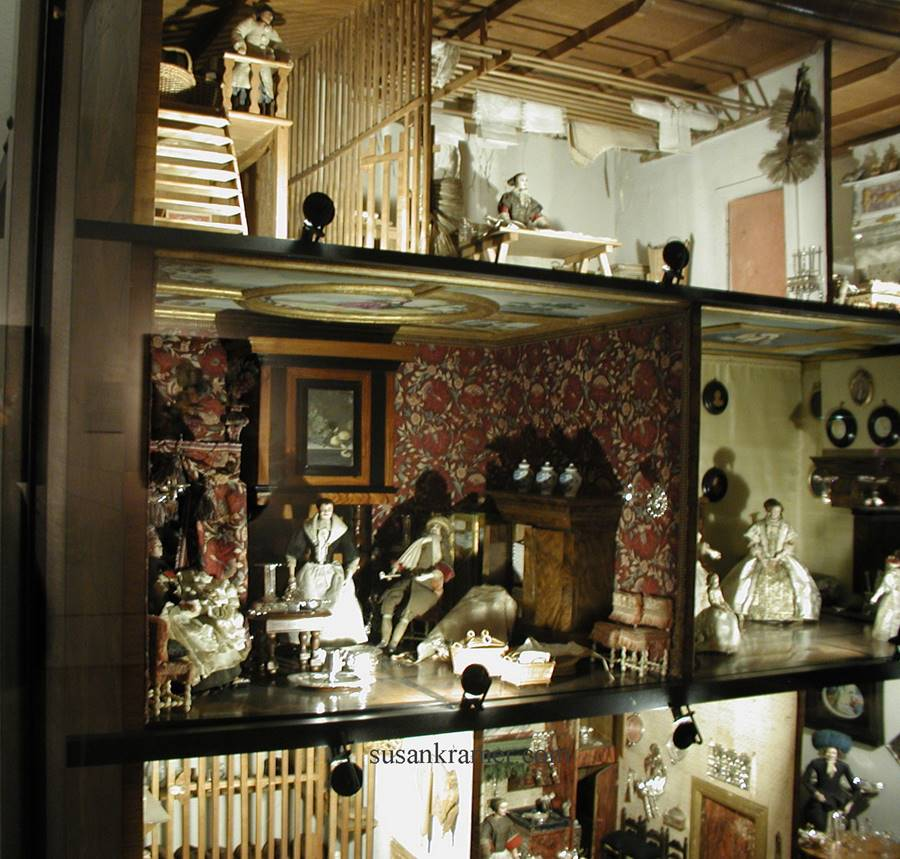 Petronella Oortman And Petronella Dunois Doll Houses In