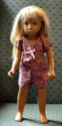 Description: Sasha doll from Trendon, 1970