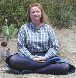 photo credit Stan Schaap; Meditation Mount, Ojai, CA