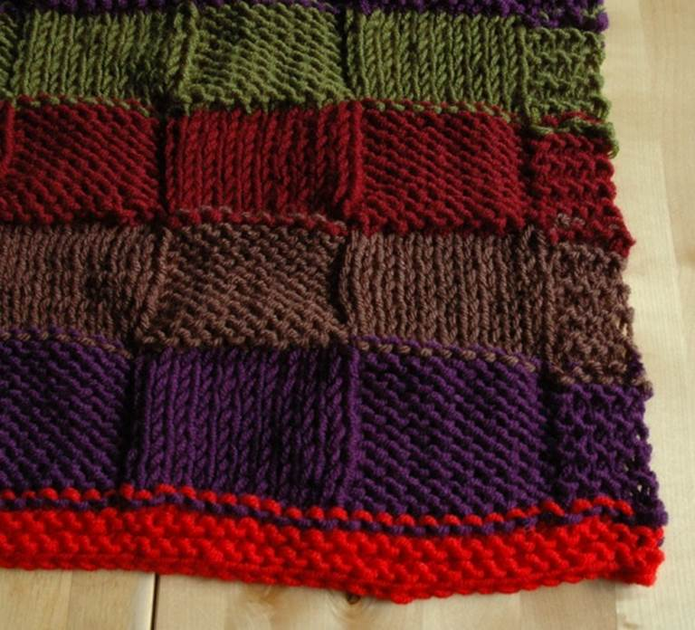 Harry Potter Style Knitted Doll, Baby or Lap Blanket, or ...
